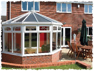 Our conservatories benefit from durable construction, energy efficiency and and enhanced security