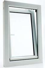 Tilt opening window